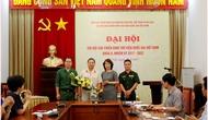 Đại hội Chi hội Cựu chiến binh Thư viện Quốc gia Việt Nam, nhiệm kỳ 2017-2022