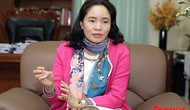 Bà Trịnh Thị Thuỷ được bổ nhiệm chức vụ Thứ trưởng Bộ Văn hóa, Thể thao và Du lịch
