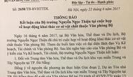 Kết luận của Bộ trưởng Nguyễn Ngọc Thiện tại cuộc họp về hoạt động khai thác cơ sở vật chất thuộc Văn phòng Bộ
