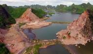Cục Di sản văn hóa yêu cầu Quảng Ninh kiểm tra việc khai thác đá trên Vịnh Hạ Long