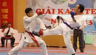 250 vận động viên tham gia Giải Vô địch Karatedo toàn quốc lần thứ XXVII năm 2017