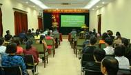 Tập huấn nâng cao kiến thức cho giảng viên, HLV các trung tâm huấn luyện và các cơ sở đào tạo TDTT