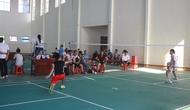 Kiên Giang: Gần 120 vận động viên tham dự Giải Vô địch Cầu lông tỉnh năm 2017