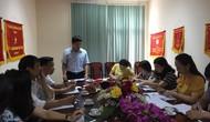 Hội nghị sơ kết 6 tháng đầu năm 2017 Công đoàn Khối Di sản - Văn hóa cơ sở