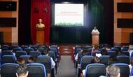 Hội nghị học tập, quán triệt và triển khai thực hiện Nghị quyết Trung ương V, khóa XII