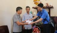 Đoàn Thanh niên Bộ Văn hoá, Thể thao và Du lịch tổ chức các hoạt động kỷ niệm 70 năm ngày Thương binh, Liệt sỹ tại tỉnh Phú Thọ
