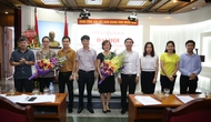 Đại hội công đoàn Trung tâm Công nghệ thông tin khóa IV, nhiệm kỳ 2017 - 2022
