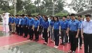 Đoàn Thanh niên Bộ VHTTDL viếng thăm Đài tưởng niệm các Anh hùng liệt sỹ Bắc Sơn