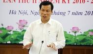 Hội nghị Ban thường Vụ Ủy ban Olympic Việt Nam lần thứ II khóa V