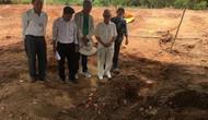 Bộ VHTTDL có ý kiến về vụ lăng mộ vợ vua Tự Đức bị san lấp tại Thừa Thiên Huế