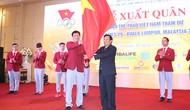 Đoàn Thể thao Việt Nam tham dự SEAGames 29 xuất quân đầy khí thế