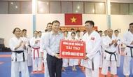 Karatedo Việt Nam đón tin vui trước khi lên đường tham sự SEA Games 29