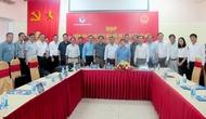 Liên đoàn Bóng đá Việt Nam tổ chức cuộc họp khảo sát việc thực hiện Luật thể dục, thể thao