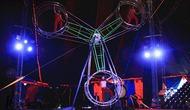 Đoàn xiếc Happy Dream Circus biểu diễn tại Việt Nam