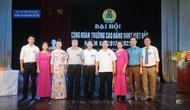 Trường Cao đẳng Văn hóa Nghệ thuật Việt Bắc tổ chức Đại hội công đoàn trường nhiệm kỳ 2017-2022