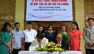 Học viện Âm nhạc quốc gia VN và Quỹ Đào Minh Quang (Đức) hợp tác, hỗ trợ tài năng âm nhạc Việt Nam