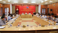 Kết luận Hội nghị Ban Chấp hành Đảng bộ Bộ Văn hóa, Thể thao và Du lịch lần thứ 9