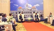 Bộ trưởng Nguyễn Ngọc Thiện làm việc với Thứ trưởng Bộ Di sản, Văn hóa và Du lịch Italia