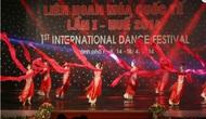 24 đoàn nghệ thuật tham gia Liên hoan Múa Quốc tế 2017