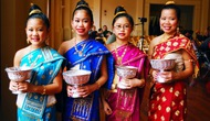 Đón đoàn công tác nước CHDCND Lào