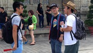 """Đề nghị Sở Du lịch Đà Nẵng báo cáo về tình trạng HDV du lịch Trung Quốc hoạt động """"chui"""""""