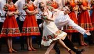 """Thưởng thức nghệ thuật múa dân gian """"Beryozka"""" của Nga tại  Việt Nam"""