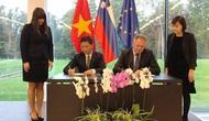 Việt Nam - Slovenia sẽ tạo điều kiện cho nghệ sỹ hai bên tham gia các hoạt động văn hoá