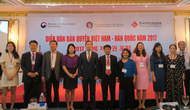 Diễn đàn bản quyền Hàn Quốc – Việt Nam 2017
