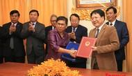 Ký kết hợp tác Văn hóa Nghệ thuật giữa Việt Nam - Campuchia giai đoạn 2018 - 2022