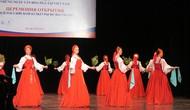 Khai mạc Những ngày Văn hóa Nga 2017 tại Việt Nam