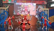 Đoàn nghệ thuật Hội An tham gia Lễ hội mặt nạ Andong - Hàn Quốc