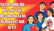 Tổ chức thực hiện Ngày Pháp luật nước Cộng hòa xã hội chủ nghĩa Việt Nam năm 2017