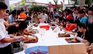 Lễ hội văn hóa và ẩm thực Việt Nam - Hàn Quốc 2017