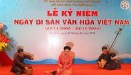 Tăng cường phổ biến, giới thiệu về Ngày Di sản văn hóa Việt Nam