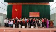 Công đoàn Bộ VHTTDL thực hiện công tác xã hội tình nghĩa từ thiện tại tỉnh Bắc Kạn
