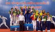 Việt Nam xếp vị trí thứ 3 toàn đoàn tại giải vô địch Đấu kiếm U23 Châu Á