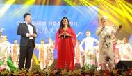 """Chương trình nghệ thuật """"Giai điệu hòa bình"""": Thắm tình hữu nghị Việt - Trung"""