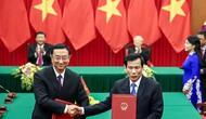 Việt Nam – Trung Quốc ký kết bản ghi nhớ về hợp tác công nghiệp văn hóa