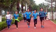 Đội tuyển điền kinh Việt Nam giành 2 HCV tại Cuộc thi Marathon quốc tế Trung Quốc-ASEAN