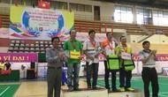 Giải Cầu lông các câu lạc bộ khu vực Đông - Nam bộ năm 2017