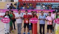 Khai mạc Giải Futsal tỉnh Đồng Tháp năm 2017 – Cúp Mỹ Hạnh