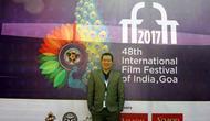 """""""Cha cõng con"""" tạo ấn tượng mạnh mẽ tại LHP Quốc tế Ấn Độ"""