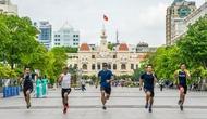 Hơn 5.000 vận động viên tham dự giải Marathon quốc tế TPHCM 2017