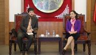 Việt Nam- UNESCO sẽ hợp tác nhiều hơn trong bảo tồn văn hóa, phát triển bền vững