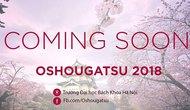 Trải nghiệm văn hóa Nhật Bản qua Lễ hội Oshougatsu 2018 tại Hà Nội