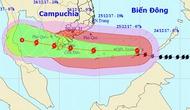 Bộ VHTTDL ban hành công văn khẩn yêu cầu triển khai ứng phó cơn bão Tembin