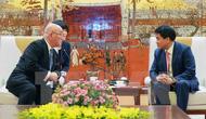 Lễ hội hoa anh đào sẽ là dấu ấn kỷ niệm 45 năm ngoại giao Việt - Nhật