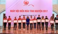 Bộ Văn hóa, Thể thao và Du lịch tổ chức Ngày hội hiến máu tình nguyện năm 2017