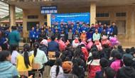 Đoàn Thanh niên Bộ VHTTDL tổ chức chương trình tình nguyện mùa Đông 2017