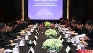 Bộ trưởng Nguyễn Ngọc Thiện hội đàm với Bộ trưởng Văn hóa Trung Quốc tại Bắc Kinh